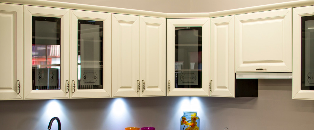 Custom Kitchen Cabinet Installation